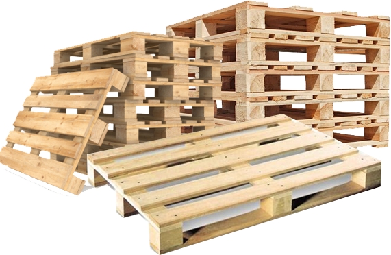 Wooden Pallet Plywood Box Pinewood Euro Crates
